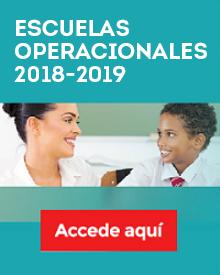 Escuelas Operacionales 2018-2019