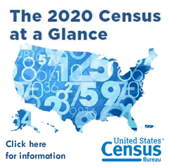 US 2020 Census at a glance